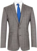 Alexandre Of England Check Single Breasted Suit