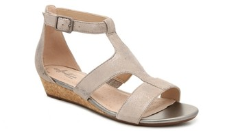 Clarks Abigail Lily Wedge Sandal