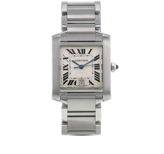 Cartier 2000 pre-owned Tank Francaise 28mm