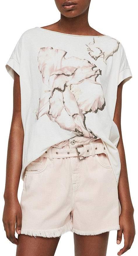 dd052a421 All Saints Graphic T Shirt - ShopStyle