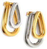Annelise Michelson Ellipse Two-Sided Earrings