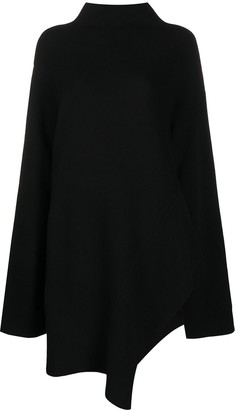 Oyuna Anja knitted cashmere dress