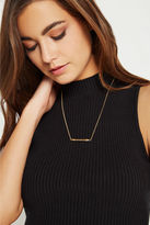 BCBGeneration Wild and Free Necklace - Gold