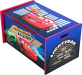 Delta - Cars Toy Box