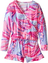 Lilly Pulitzer Mini Fanning Romper Girl's Jumpsuit & Rompers One Piece