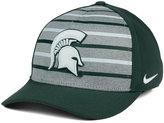 Nike Michigan State Spartans Classic Verbiage Swoosh Cap