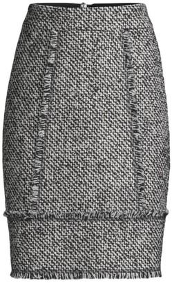 Escada Sport Rubina Tweed Skirt