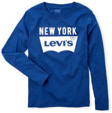 Levi's Boys 8-20) New York Long Sleeve Tee