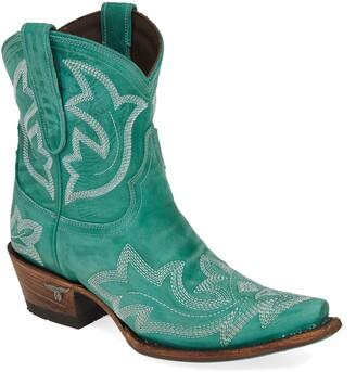 Lane Boots Saratoga Western Boot
