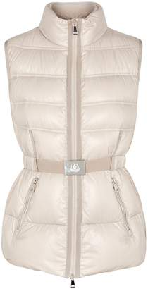 Moncler Aigrette Quilted Shell Gilet