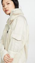 Rag & Bone Logan Sherpa Pullover