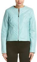 Dawn Levy Leather Jacket.