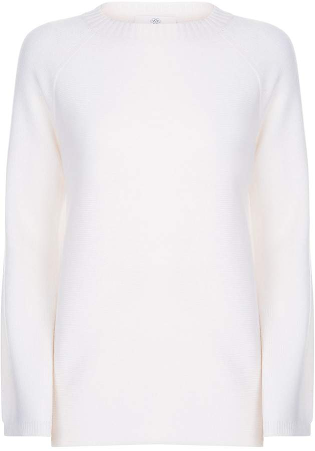 Allude Cashmere Oversized Sweater