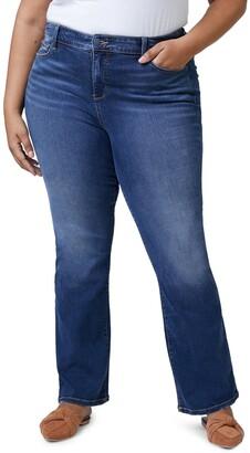 SLINK Jeans High Waist Bootcut Jeans