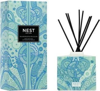 NEST Fragrances Island Rain Sea Glass Diffuser