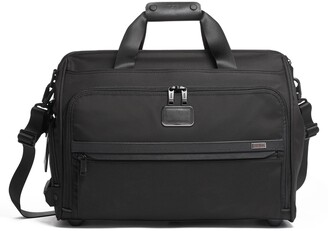 Tumi Alpha 3 Collection Framed Soft Duffle