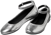 Crazy 8 Metallic Flats