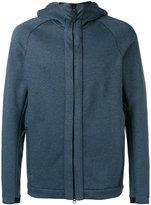 Nike hooded cardigan - men - Cotton/Polyester - S