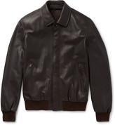 Ermenegildo Zegna - Leather Blouson Jacket