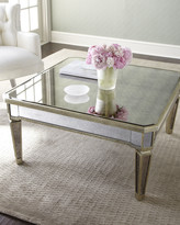 Horchow Amelie Mirrored Coffee Table