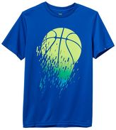 Tek Gear Boys 8-20 Digitized Basketball Tee