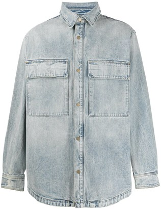 Fear Of God Large Chest Pocket Shirt Jacket