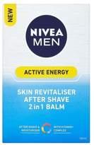 Nivea For Men Revitalising Double Action Balm Q10 100ml