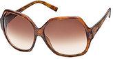 Swarovski Alanis Havana Sunglasses