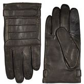 Boss Mercedes Smooth Leather Gloves