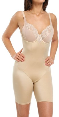 Flexee Maidenform Women's Shapewear Vintage Unlined Singlet