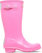 Hunter Kids rubber wellington boots 7-10 years