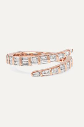 Anita Ko 18-karat Rose Gold Diamond Ring - 7