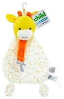 Carter's Child of Mine Security Blanket with Paci Strip