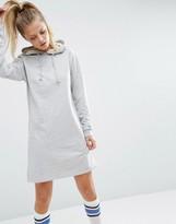 Asos Mini Hoody Sweat Dress