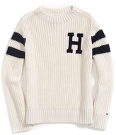 Tommy Hilfiger Letterman Popover Sweater