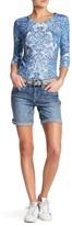 Seven7 Flap Pocket Short
