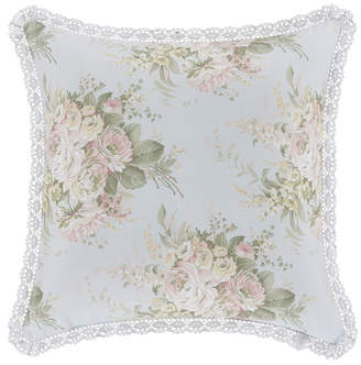 "Royal Court Hilary 16"" Square Decorative Throw Pillow Bedding"