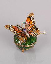 Jay Strongwater Joyce Butterfly Box