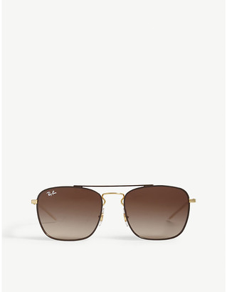 Ray-Ban Rb3588 square-frame sunglasses
