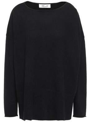 Diane von Furstenberg Bozeman Oversized Wool And Cashmere-blend Sweater