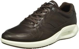 Ecco CS16 44000402072 Mens Brown Shoes Size: 9.5/10 UK