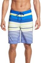 Vineyard Vines Men's Neon Stripe Board Shorts