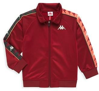 Kappa Little Boy's & Boy's Banda Dullo Logo Track Jacket