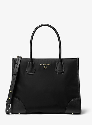 Michael Kors Mercer Large Nylon Gabardine Tote Bag