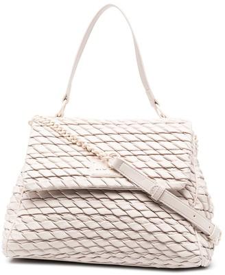 Liu Jo Top-Handle Woven Bag