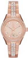 JLO by Jennifer Lopez Women's Crystal Stainless Steel Watch