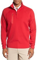 Bobby Jones 'Crawford - XH20' Stretch Quarter Zip Golf Pullover