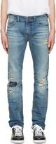 Diesel Blue Thavar Jeans
