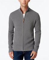 Tommy Hilfiger Men's Fabian Full-Zip Sweater