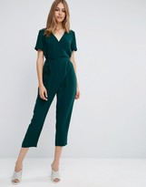 Asos Jumpsuit with Wrap and Self Tie